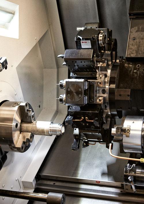 Hos VMV Teknik tilbyder vi CNC slibning